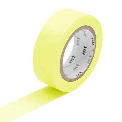 Masking Tape - Shocking Yellow