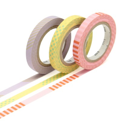 Masking Tape - Slim Deco (A)