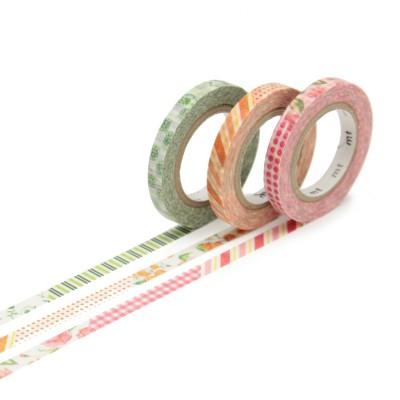 Masking Tape - Slim Deco (D)