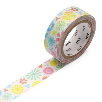 Masking Tape - Spring Pattern