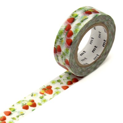 Masking Tape - Strawberry