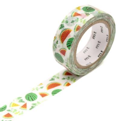 Masking Tape - Watermelon