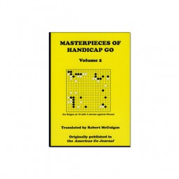 Masterpieces of Handicap Go Band 2