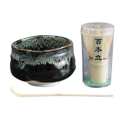 Matcha Set - Yuzu Tenmoku