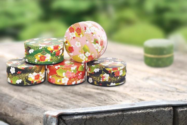 Mit Teedosen aus Japan bleibt der Grüntee lange frisch