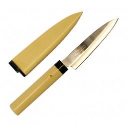 Messer, Schälmesser mit Holzscheide