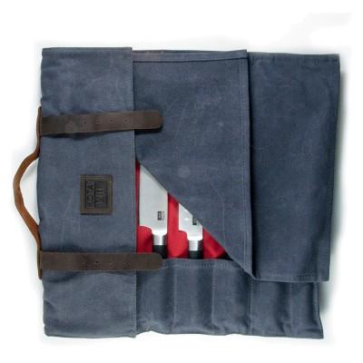 Messer-Tasche Blau