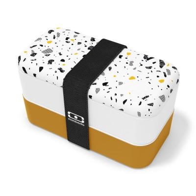 monbento Original 1 l - Bento Box Terrazzo (Limited Edition)