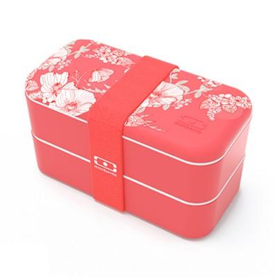 monbento Original 1l - Bento Box FLORAL