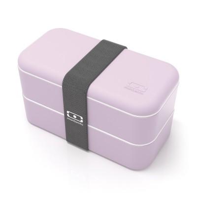 monbento Original 1l - Bento Box FLIEDER