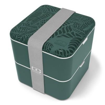 monbento Square 1,7 l Bento Box Dschungel (Limited Edition)