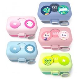 monbento Tresor 0,8l pastell - Die Bento Box für Kinder