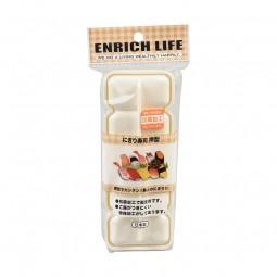 Nigiri Sushi-Form weiß