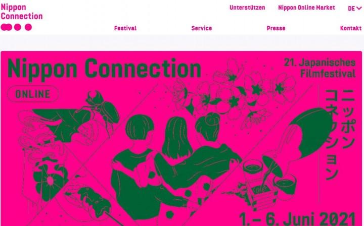 21. Nippon Connection im Jahr 2021 als Hybrid-Filmfestival