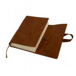 Notizbuch - Kunstlederetui