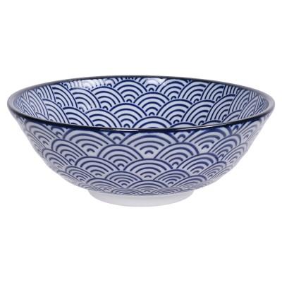 Nudelschale - Japan Blau
