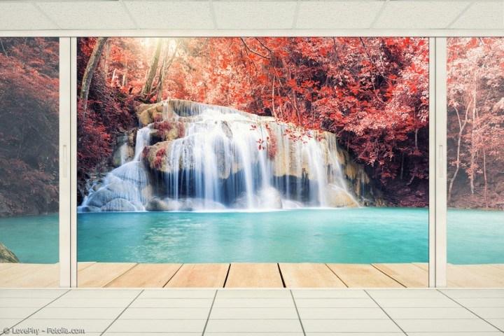 Thermalquellen der japanischen Art: Das Onsen Bad