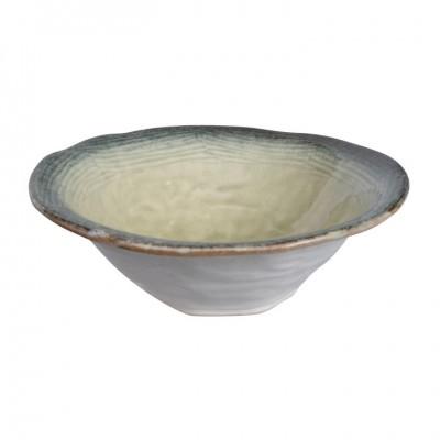 Organisch geformter Teller 'Yamasaku' 19,5x4cm