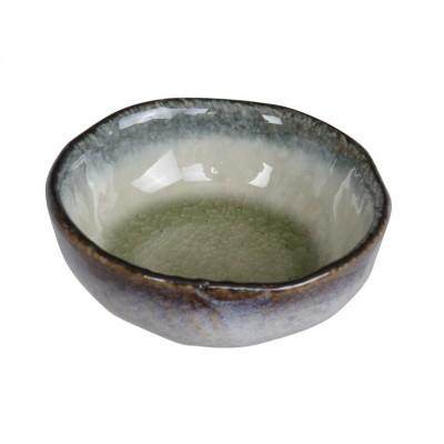 Organisch geformter Teller 'Yamasaku' 8,2cm