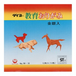 Origami ECO 15x15cm, 12 Blatt