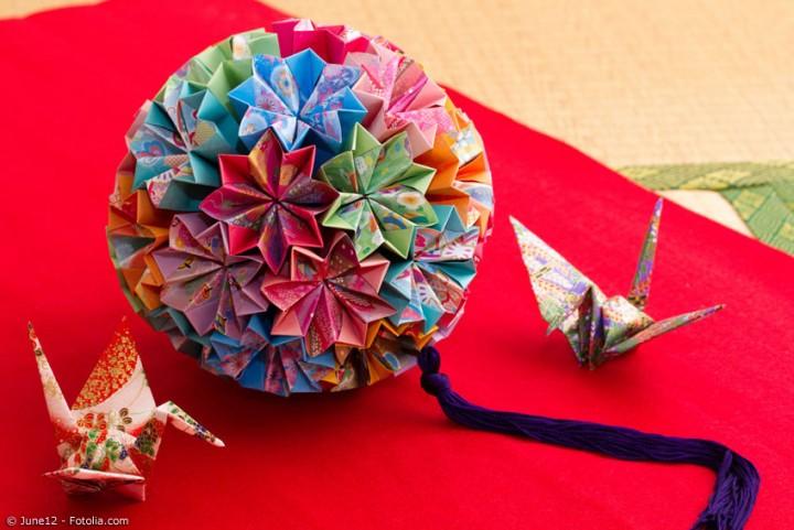 Was aus Origami Papier alles hergestellt werden kann