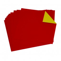 Origami-Papier DC Rot-Gelb