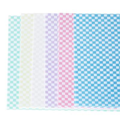 Origami-Papier Ichimatsu Pearl Chiyogami