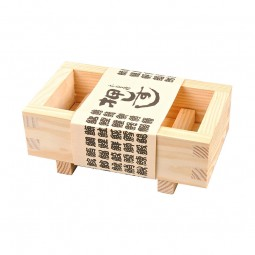 Oshi Sushi Holzform