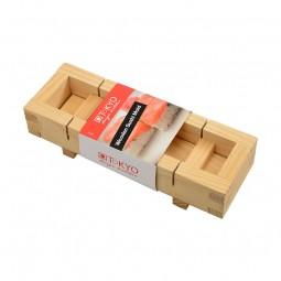Oshi Sushi Holzform schmal