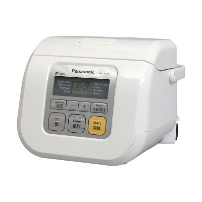 Panasonic Multifunktions Reiskocher 0,5l