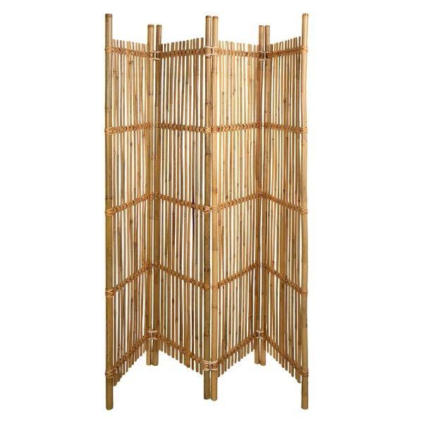 paravent bambus lamellen paravents raumteiler japanwelt. Black Bedroom Furniture Sets. Home Design Ideas