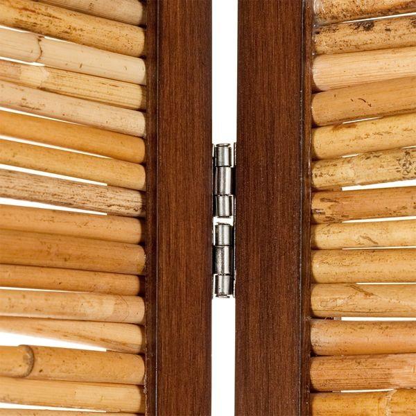 Paravent bambus rohr ii paravents raumteiler japanwelt - Paravent bambus ...