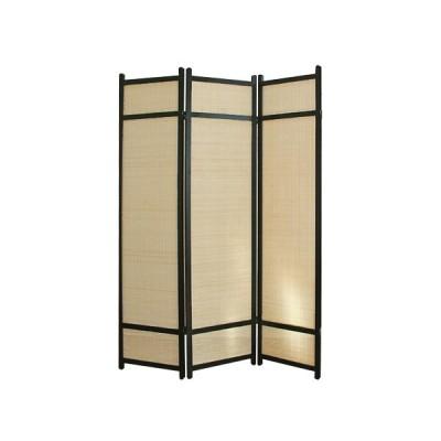 Paravent - Bambusflechtmatte