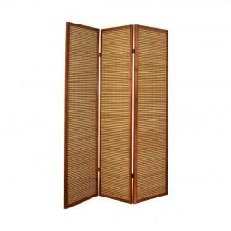 Paravent - Bambuslamellen