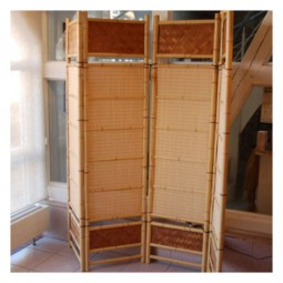 Paravent - Bambusgitter