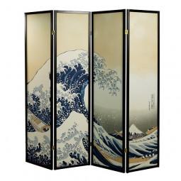 paravent raumteiler aus japan von japanwelt. Black Bedroom Furniture Sets. Home Design Ideas