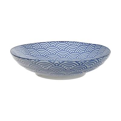 Pastateller - Japan Blau - Seigaiha