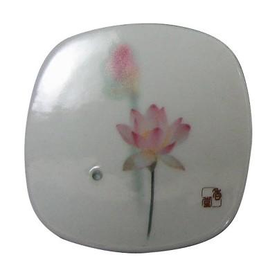 Porzellanräucherteller - Hana