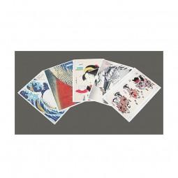 Postkarten - Ukiyoe