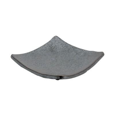 Quadratischer Teller 'Juhi'