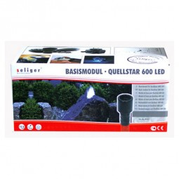 Quellstar 600 LED Basismodul