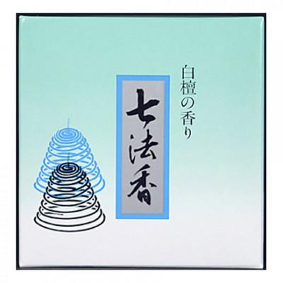 Räucherspiralen - Shippo-Koh