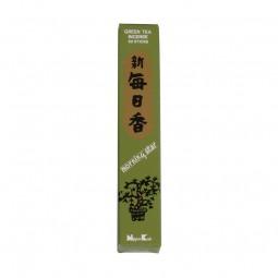 Räucherstäbchen 'Grüner Tee'