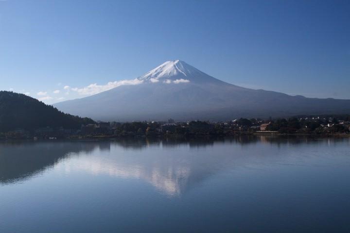 Japans Heilige Berge – ein Blick auf verschiedene mystische Orte