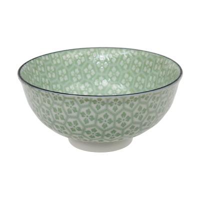 Reisschale - Hakkakushokko grün 11,3x5,2cm
