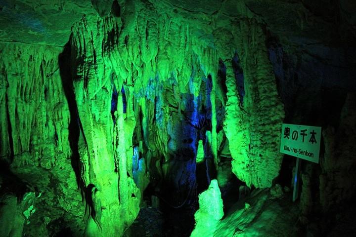 Ryugado-Höhle in Westjapan mit neuem Entdeckungskurs und Abenteuern