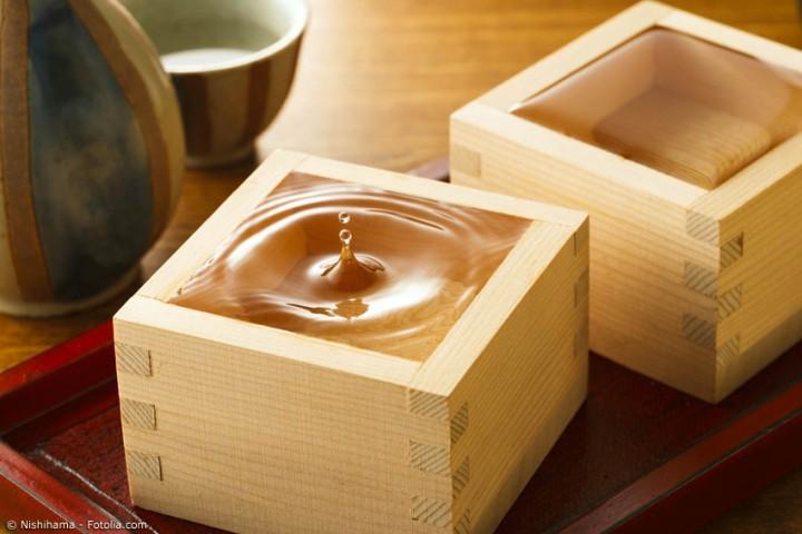 Reiswein voller Vielfalt – japanischer Sake
