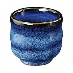 Sakebecher 'Kobaltblau'