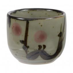 Sakebecher - Sakura grün 50ml