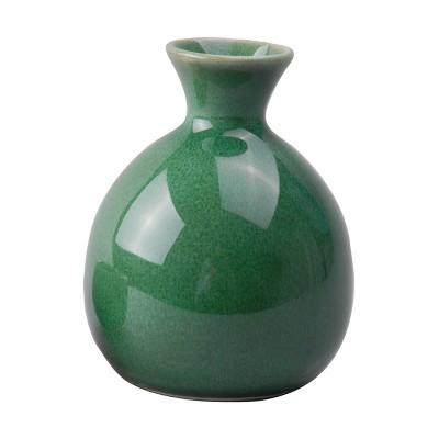 Sakeflasche Grün 260 ml